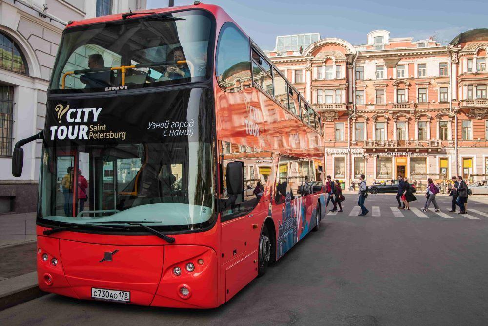 City Tour Saint-Petersburg